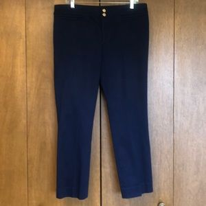 Lauren Ralph Lauren Stretch Straight Pant